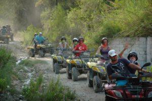 Экскурсия в Геленджике Квадроциклы